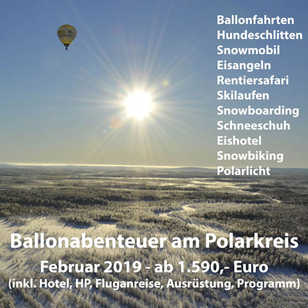 11. Arctic Balloon Adventure 2019