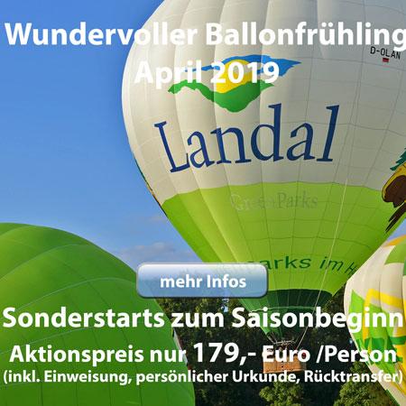 Ballonfrühling