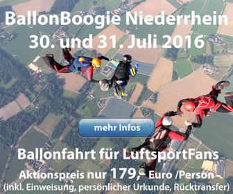 BallonBoogie am Niederrhein