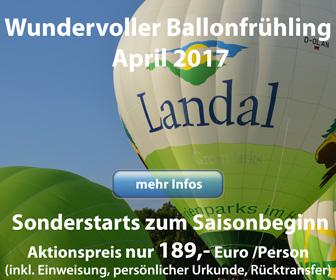 Ballonfrühling 2017