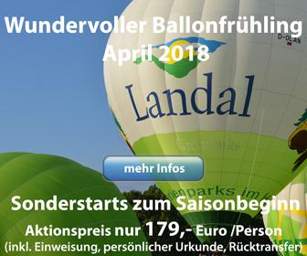 Ballonfrühling 2018