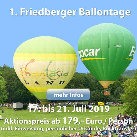 Friedberger Ballontage