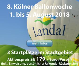 8. Kölner Ballonwoche