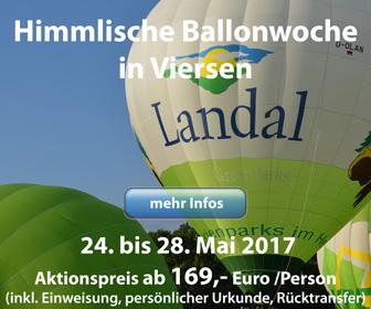 Himmlische Ballonwochen