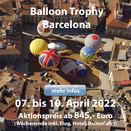 Ballonfestival Barcelona