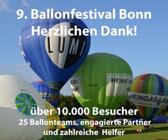 9. Ballonfestival Bonn