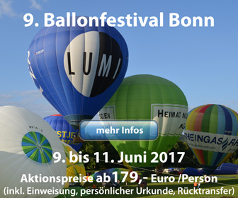 Ballonfestival Bonn 2017
