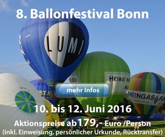 Ballonfestival Bonn 2016