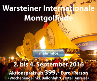 Warsteiner Int. Montgolfiade