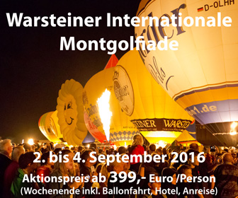 Warsteiner Internationale Montgolfiade