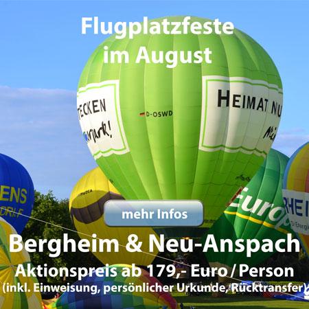 Taunus Flugfest in Neu-Anspach
