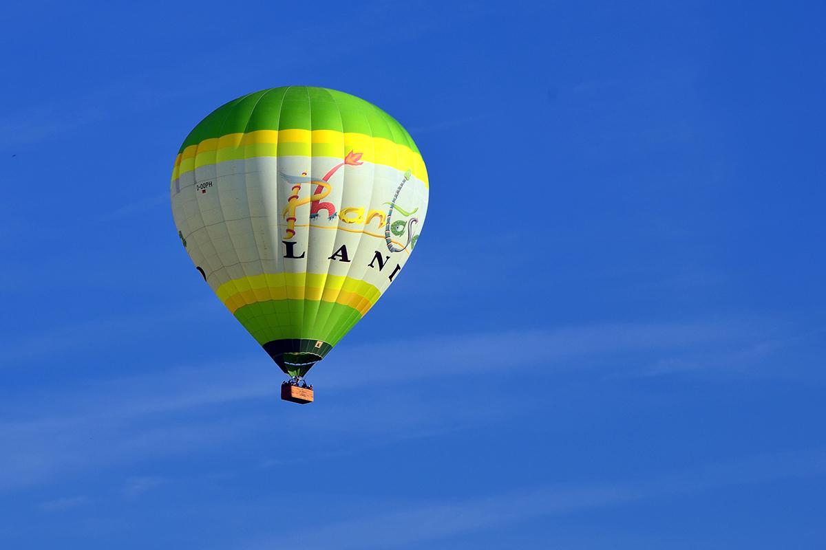Heißluftballon Köln